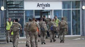 UK's Final Evacuation Flight Arrives From Afghanistan
