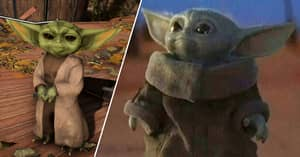 Baby Yoda Being Modded Into 'Battlefront 2' And I Would Die For Him