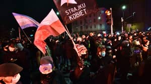 Poland Bans Most Abortions In Controversial New Law