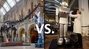 Science Museum And Natural History Museum Battle It Out On Twitter