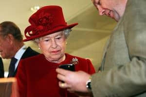 The Queen's Hiring Someone To Do All Her Tweeting