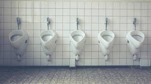 TikToker Shares Unwritten Rules Men Follow When Using Urinals