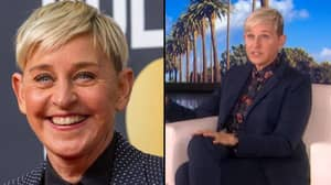 Ellen DeGeneres Sends Emotional Apology To Staff After Investigation Is Launched Into Show