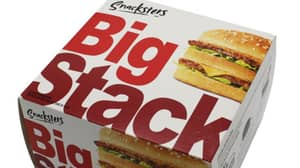 Aldi Is Flogging New McDonald's Inspired Items Including A Big Mac-Style Burger