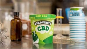 Ben And Jerry's To Start Selling CBD-Infused Ice Cream As Soon As It Becomes Legal