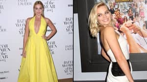 You'll Struggle To Recognise Margot Robbie On The Set Of Her New Film