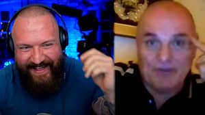 People In Stitches As John Fury Reveals What One Of His Famous 'Sessions' Consists Of
