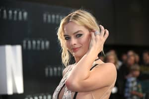 Forget The Speeches, Margot Robbie Was 'Giving Out Tattoos At Her Wedding'