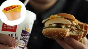 McDonald's Is Launching Big Mac Sauce Dipping Pots For Limited Time