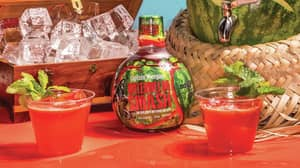 Captain Morgan Launches New 'Watermelon Smash' Drink Perfect For The Summer Sesh