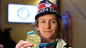 Teen Oversleeps After Late Night Of Netflix And Still Wins Olympic Gold