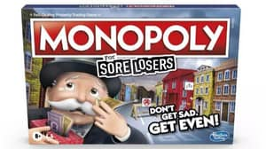 Monopoly For Sore Losers Named As One Of Must-Have Presents To Buy This Christmas