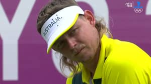 Cameron Smith Is Rocking An Olympic-Level Mullet At The Tokyo Games
