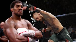 'UFC 4' Will Reportedly Star Anthony Joshua And Tyson Fury