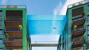 World's First 'Sky Pool' Opening In London Next Spring