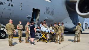 Afghan Woman Gives Birth On US Military Plane After Family Were Evacuated