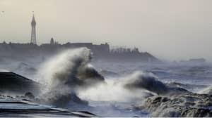 Met Office Issues Yellow Warning For '70mph' Wind From Storm Helene