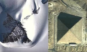 This Antarctic Pyramid Could Prove The Existence Of Alien Life
