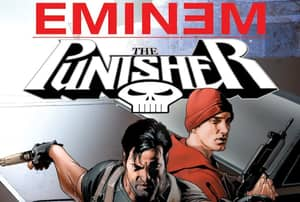 Eminem Wanted To Be A Comic Book Artist If He Wasn't A Rapper
