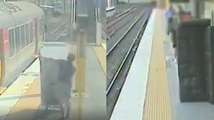 Two Guys Fined After Trying To Transport Couch And Fridge By Train