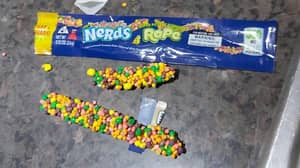 Police Warn Against Illegal 'Nerd Rope' Sweets Laced With Drugs