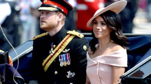 Meghan Markle Had The Cheek To Show Her Shoulders At A Royal Engagement