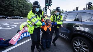 Insulate Britain Asks People To Stop Using M25 So They Can Protest