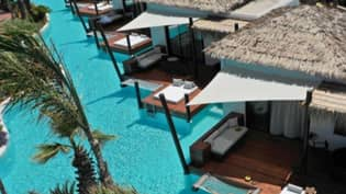 Greek Hotel Has Overwater Bungalows Costing Much Less Than The Maldives
