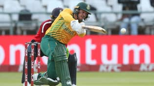 South Africa Cricketer Withdraws From Match After Refusing To Take Knee