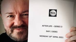 After Life Series 3 Begins Filming Next Week