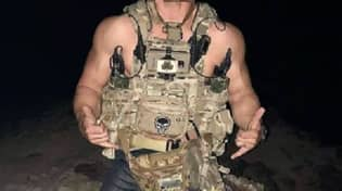 SAS Troops Are Using Punisher Logo 'When They Notch A Kill'