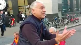 Man With Hospitalised Dad Hits Out At Insulate Britain Protesters 'Blocking Cancer Treatment'