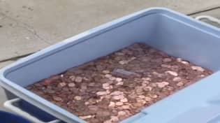 Man Pays Final Child Support Payment With 80,000 Coins