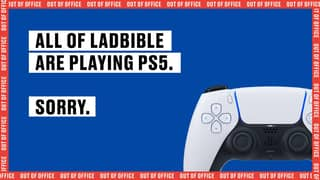 We've Given LADbible Staff The Day Off So They Can Play The New PlayStation 5 Console