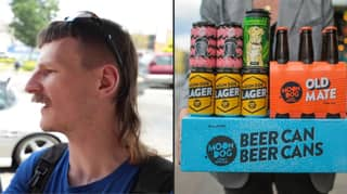 Australian Brewery Offering Year's Supply Of Free Beer For Best And Worst Isolation Mullet