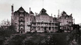 USA's 'Most Haunted Hotel' Where Hundreds Of Jars Of Human Remains Were Discovered