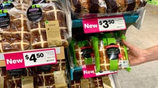 Woolworths Reveals New Hot Cross Buns Will Go On Sale Tomorrow