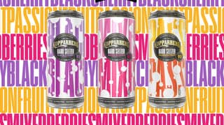 Kopparberg Has Just Launched A New Range Of Drinks For Summer