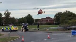 15-Year-Old Boy Shot While Walking To School In Ipswich