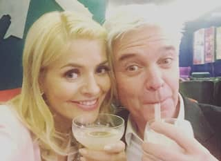 Holly And Phil Are In For Extreme Hangovers 'This Morning'