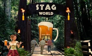 A Company Is Crowdfunding The World's First Theme Park For Men