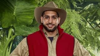 Amir Khan Gets Halal Meals Prepared For Him On 'I'm A Celebrity...'