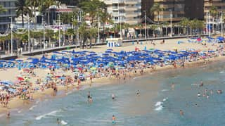 Beaches In Benidorm To Open Up With New Rules From Tomorrow