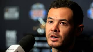 NASCAR Driver  Kyle Larson Suspended After Saying N-Word During Live Stream
