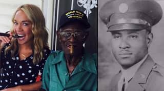 Oldest World War II Veteran Celebrates His 111th Birthday