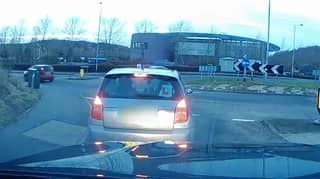 'Learner Driver' Seen FaceTiming While Behind The Wheel