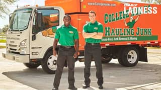College Hunks Removal Company Moves More Than 100 Domestic Abuse Victims For Free
