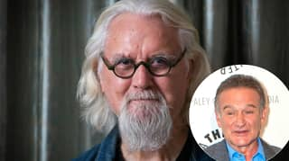 Billy Connolly Opens Up About His Last Conversation With Robin Williams
