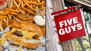 Five Guys Has Reopened Select Stores Across The UK For Collection And Delivery