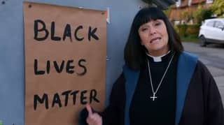 The Vicar Of Dibley Will Feature Black Lives Matter Sermon This Christmas